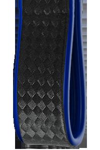 Bicolore | Carbonio Nero - Laterali Blu