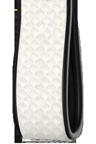 Bicolore | Carbonio Bianco - Laterali Nero